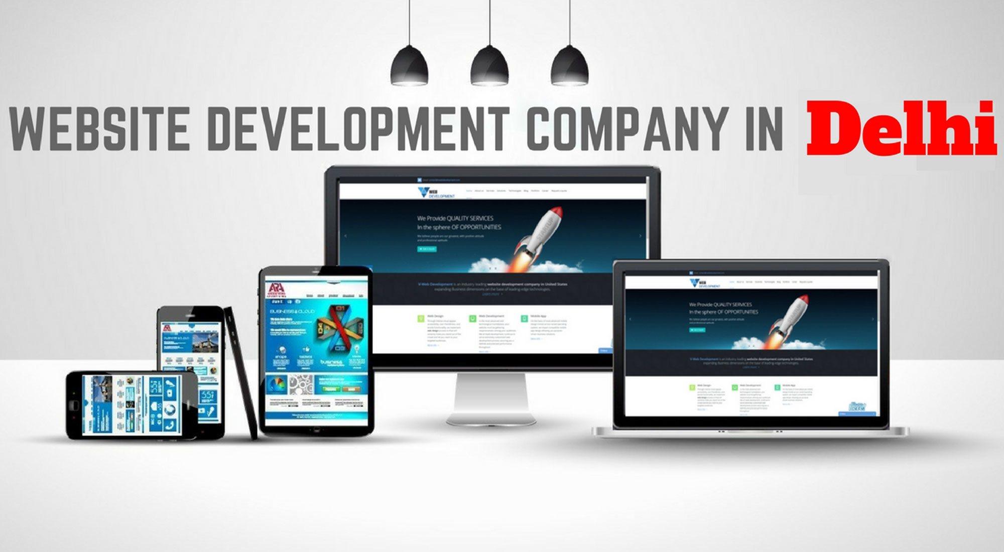 Best Software Development Services in Delhi | Website Designing